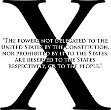 Nullification - Tenth Amendment language