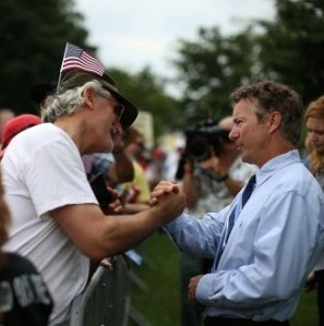 Audit the IRS Rally #4 (with Rand Paul) - June 19, 2013