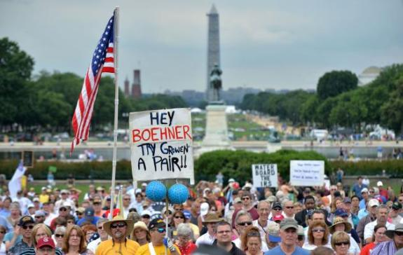 Audit the IRS Rally - June 19, 2013