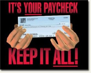 FairTax - Keep All of Your Paycheck