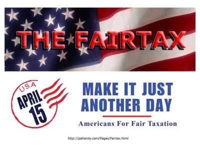 FairTax - Make It Just Another Day