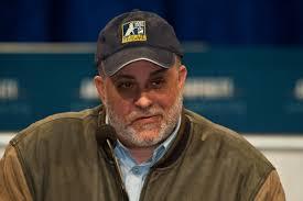 Mark Levin (with smirk)