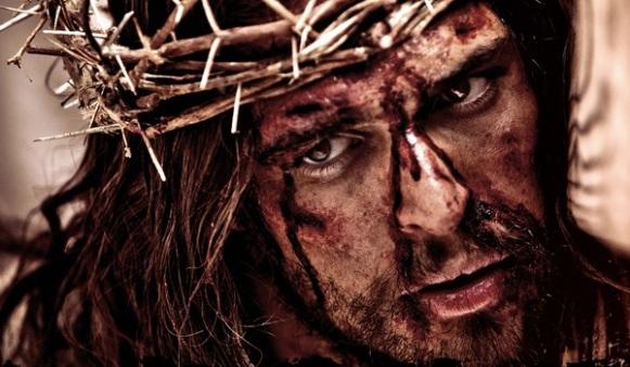 Jesus - bloody