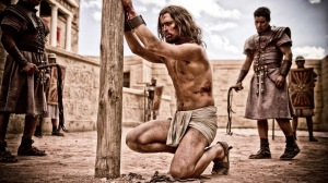 Jesus - scourged