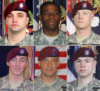Taliban Swap - 6 Americans