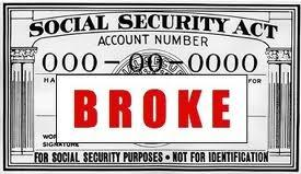 Social Security - BROKE