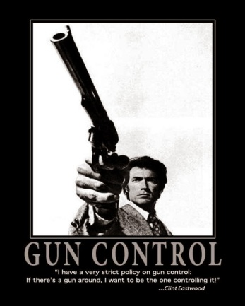 NULLIFICATION - Gun Control (Clint Eastwood)