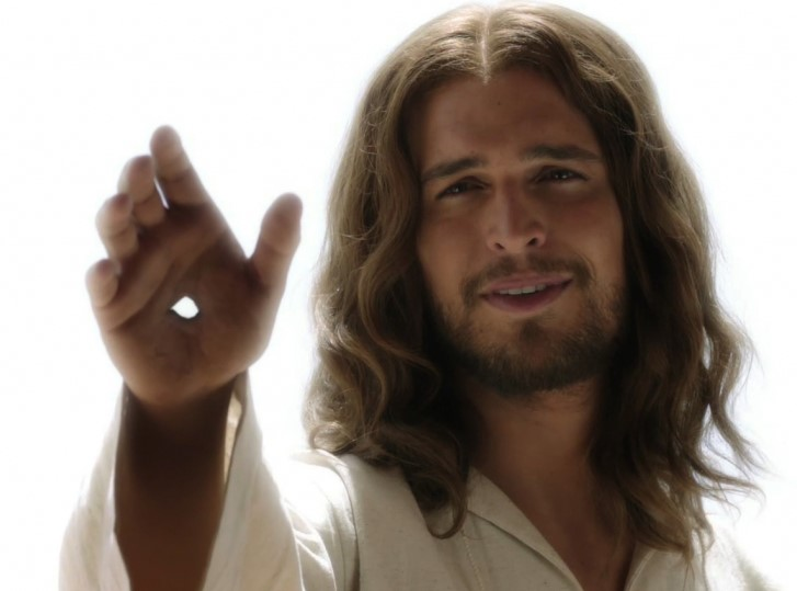 EASTER - Jesus (from THE BIBLE movie