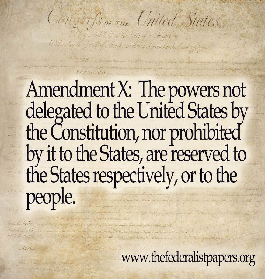 Tenth Amendment Keepers: Keepers of the Tenth ...