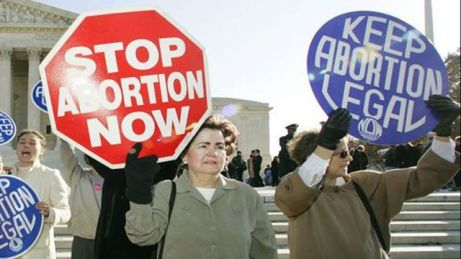 Supreme Court - abortion