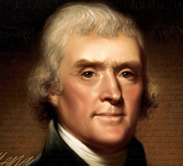 Thomas Jefferson - clear pic