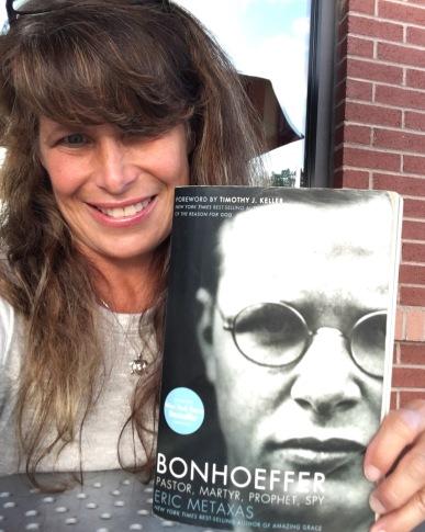 DIANE - Bonhoeffer book (August 4, 2016)