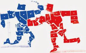 REPUBLICANS v. DEMOCRATS - don't get along