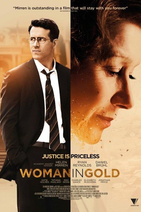 WOMAN in GOLD - the movie