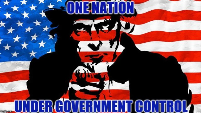 SOCIALISM - One Nation Under Government Control