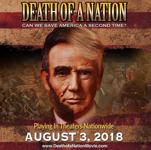 DINESH D'SOUZA - Death of a Nation (Saving America a Second Time)