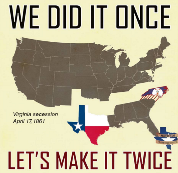 SECESSION - We Did it Once Let's Do it Twice