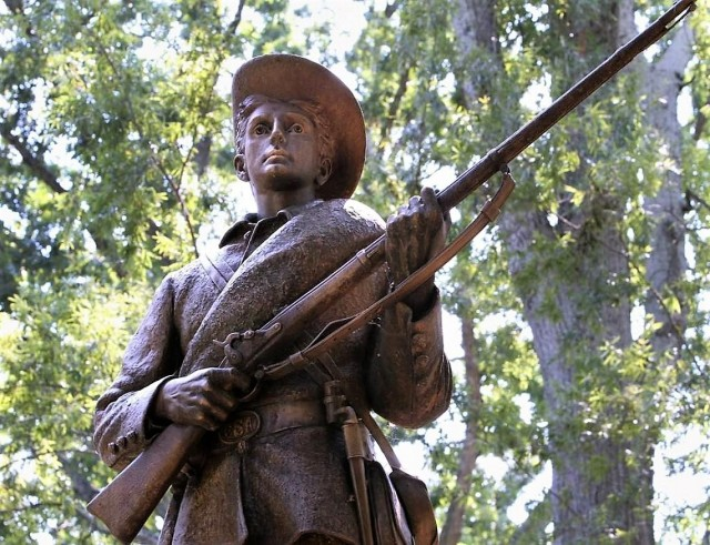 SILENT SAM (Chapel Hill)