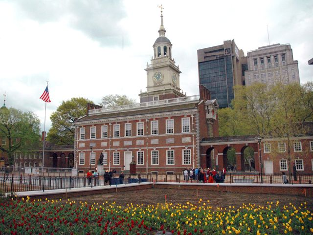 CONSTITUTIONAL CONVENTION - Philadelphia Convention Center