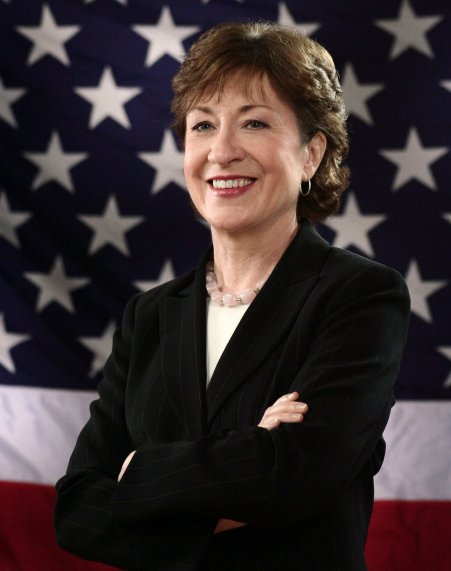 SUSAN COLLINS - official