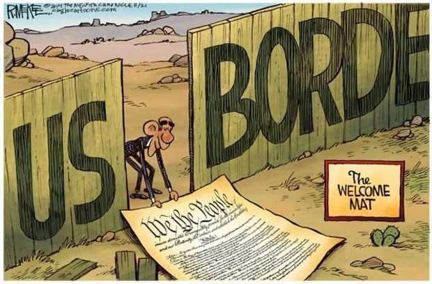 ILLEGAL IMMIGRATION - Birthright Citizenship