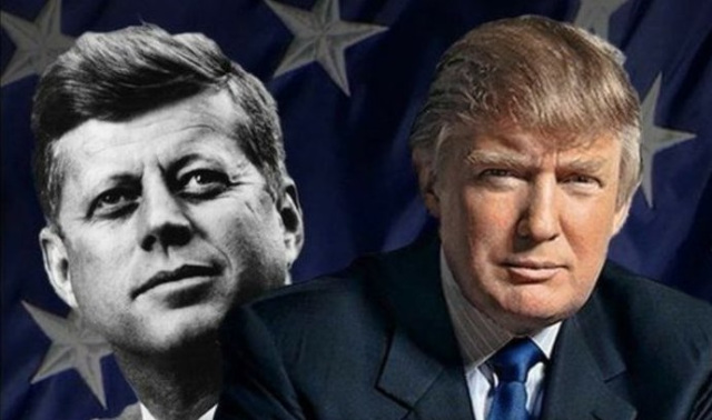 TRUMP - and KENNEDY