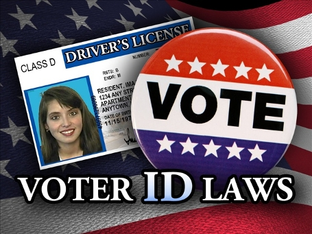 VOTER ID - with license