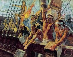 HISTORY - Boston Tea Party (BEST)