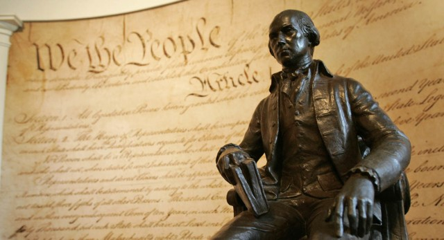 bill of rights - with james madison