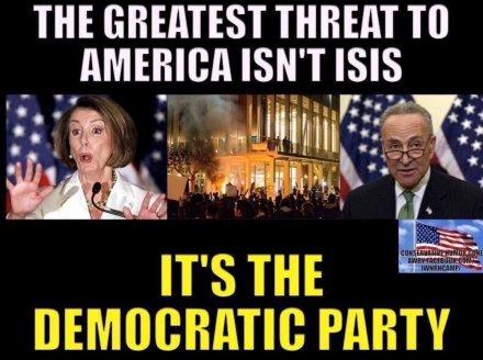democrats - bad for america