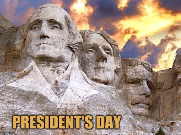 MEME - President's Day