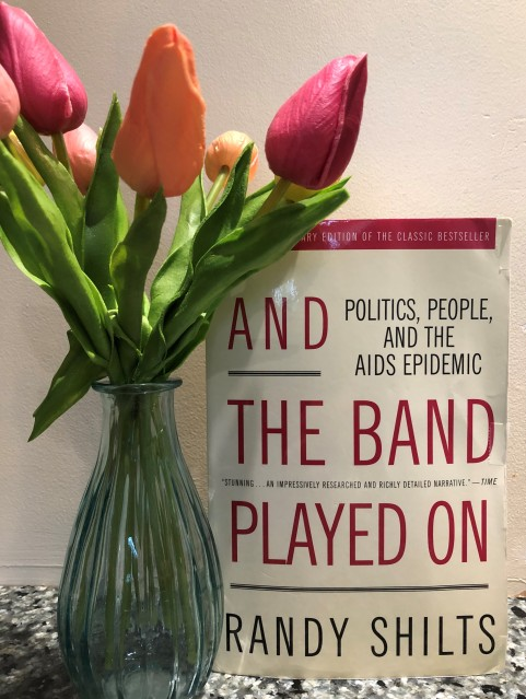 BOOK - And The Band Played On, by Randy Shilts (#2)