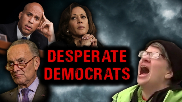 DEMOCRATS - Desperate Democrats