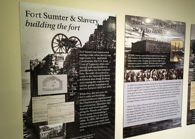 FORT SUMTER & SLAVERY