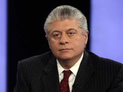 ANDREW NAPOLITANO - head shot