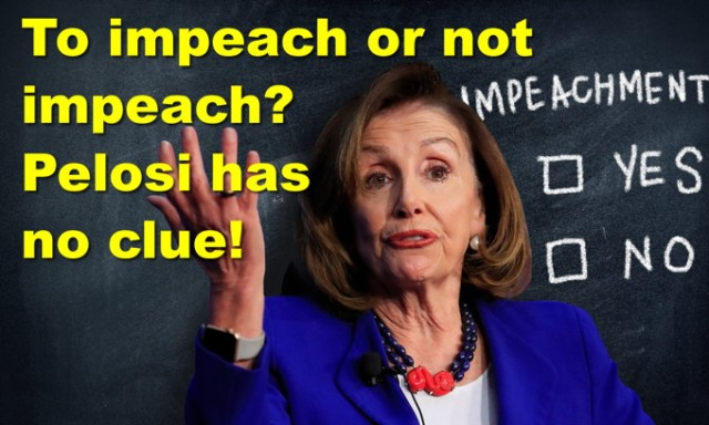 IMPEACHMENT - Pelosi (GOPUSA)
