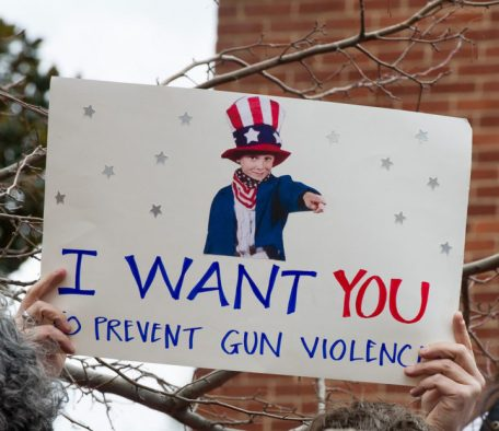 RED FLAG LAWS - I want YOU to prevent gun violence