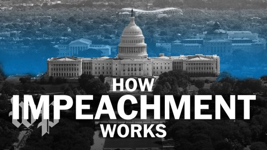 IMPEACHMENT - how it works