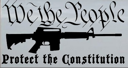 WE THE PEOPLE - Protect the Constitution (Gun Protection)